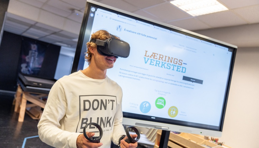 VR for lærere